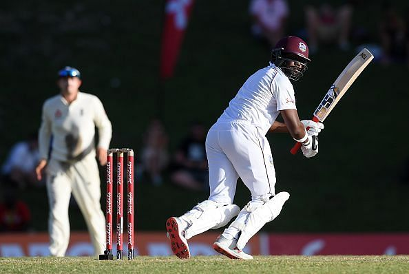 West Indies v England 2nd Test - Day Two