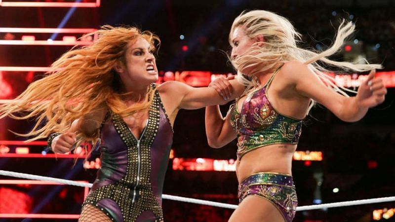 Will Becky rise to the occasion?