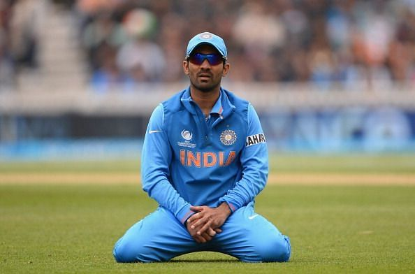 Dinesh Karthik has been dropped for India