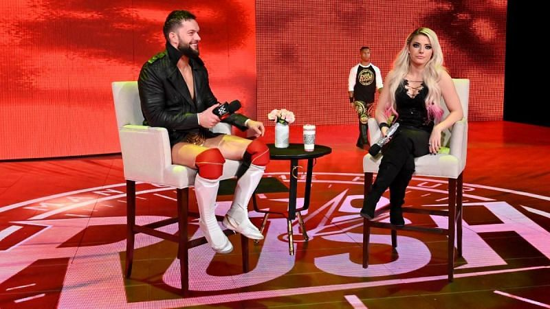 What was the point of doing this segment on RAW?