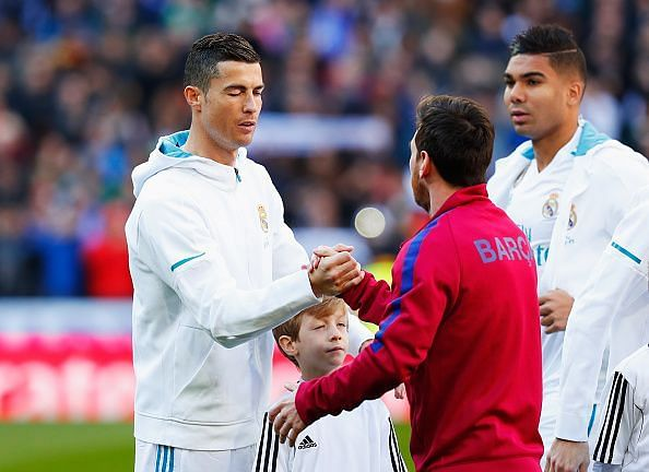 Ronaldo and Messi have scored at least 50 goals a season on 5 or more occasions!