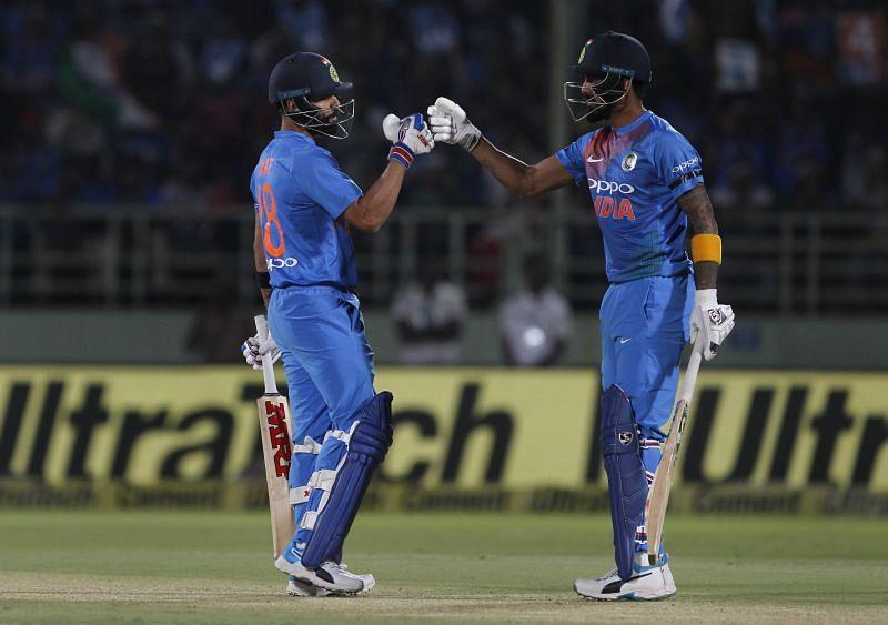 Virat & KL Rahul