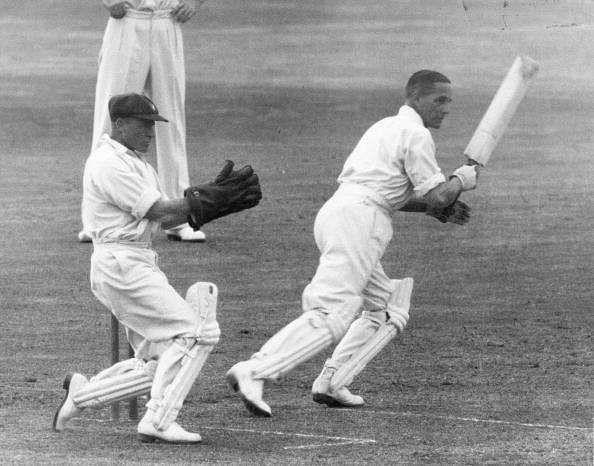 Herbert Sutcliff has the fifth best batting average in Tests