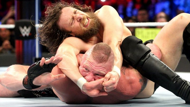 Is WWE that good when booking in-ring matches?