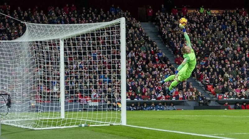 Marc Andre Ter Stegen-One of the best modern day sweeper keepers