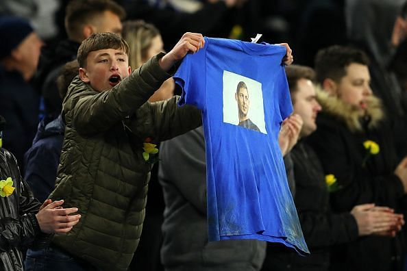 French club Nantes have decided to retire Sala