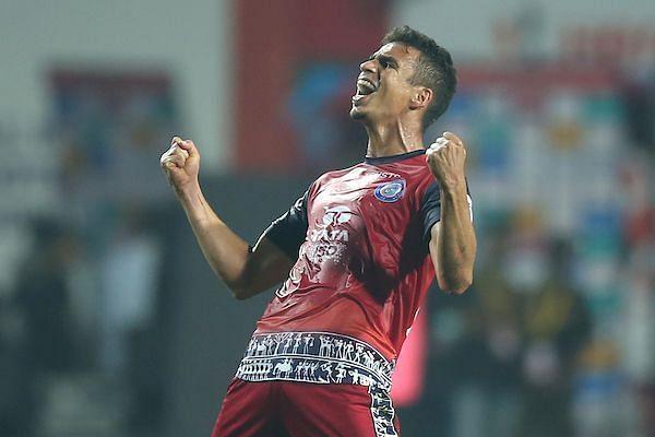 Memo scored the winner for Jamshedpur FC