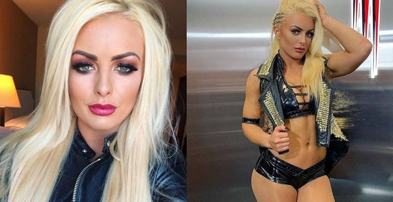 Mandy Rose is a quick learner