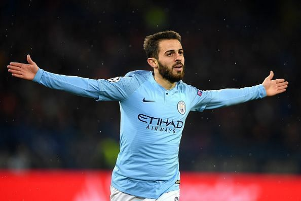 Bernardo Silva has turned out to be a brilliant signing for the Cityzens