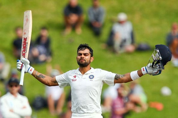 New Zealand v India - 2nd Test: Day 5