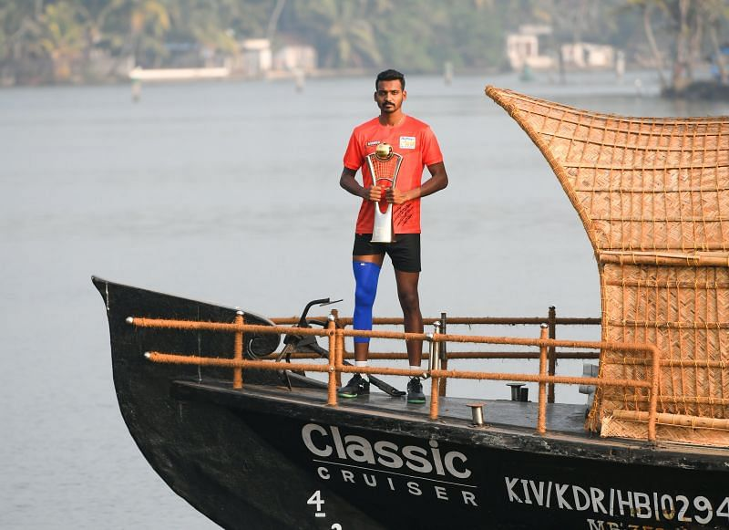 Deepesh is all set to lead U Mumba Volley to glory