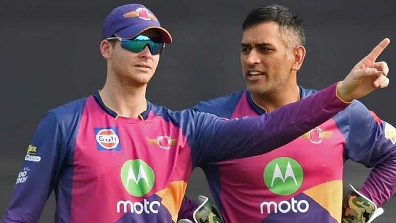 Rising Pune Supergiant picked Steve Smith as their captain for IPL 2017 ahead of MS Dhoni