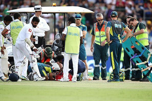 Australia v Sri Lanka - 2nd Test: Day 2