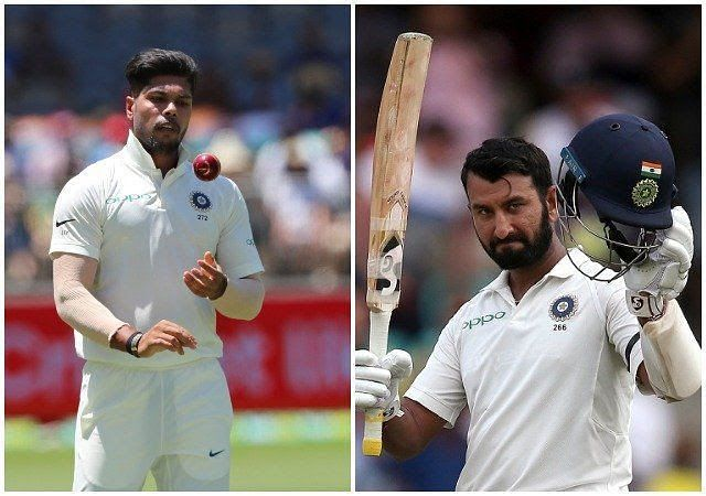 The battle between Umesh Yadav and Cheteswar Pujara took place in the final of Ranji Trophy 2018-19.