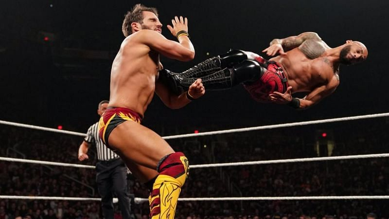 SK caught up with the former NXT North American Champion