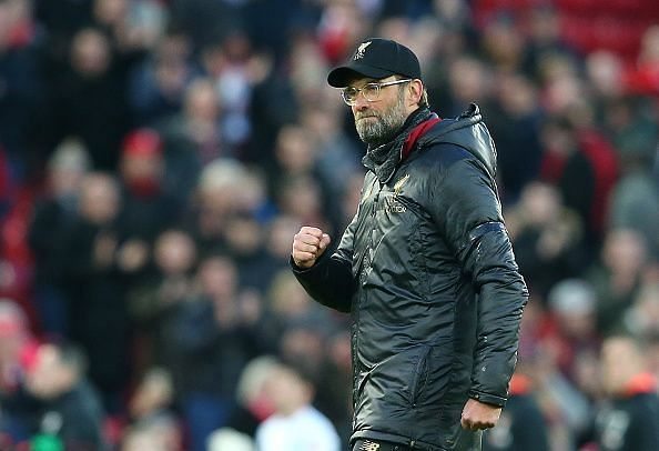 Klopp has made Liverpool genuine title contenders