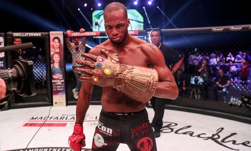 Michael Page is one of the most hyped fighters in MMA history