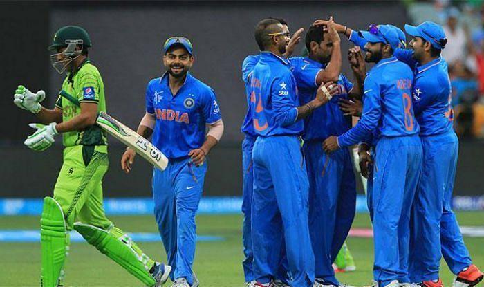 ஐசிசி உலகக்கோப்பை 2015: இந்தியா vs பாகிஸ்தான்