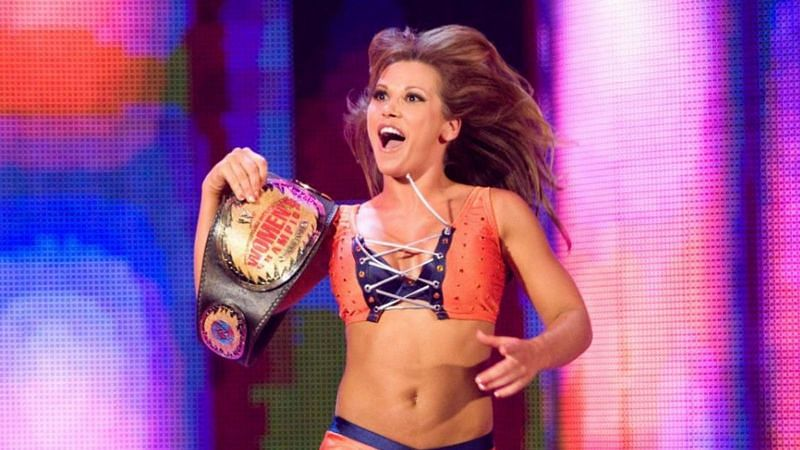Mickie James is a former Women