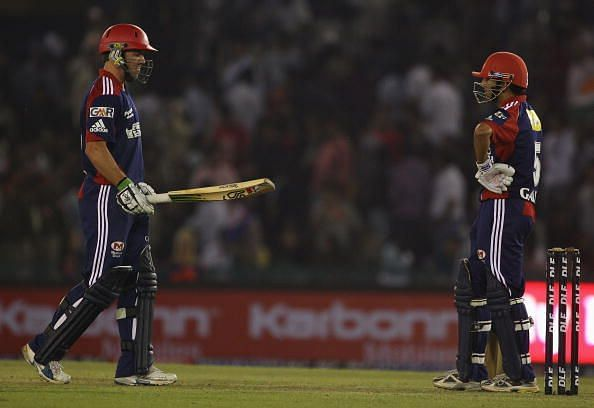 The likes of AB de Villiers and Gautam Gambhir have turned out for the Delhi franchise