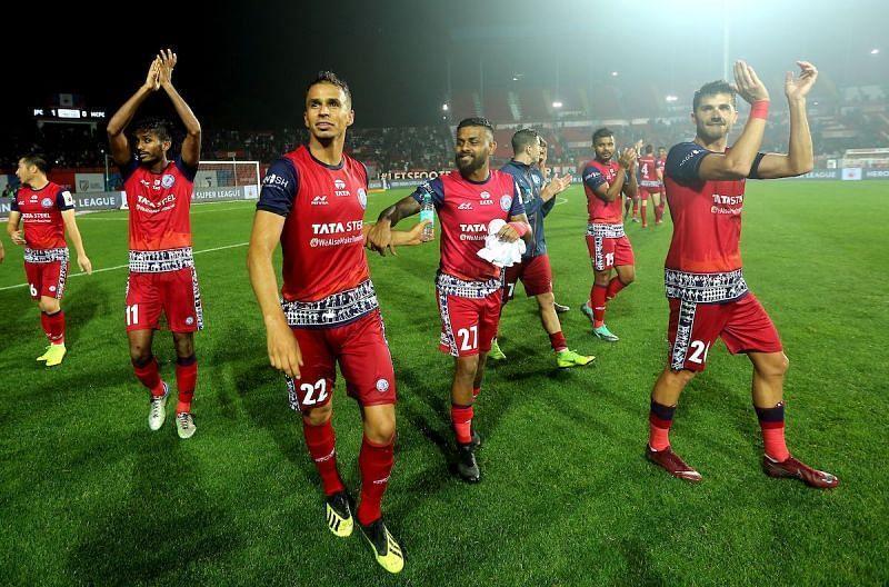 Jamshedpur end their season on a high