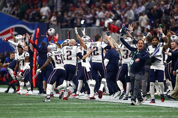Super Bowl LIII was New England