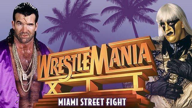 Razor vs Goldust: Did not happen at Wrestlemania XII