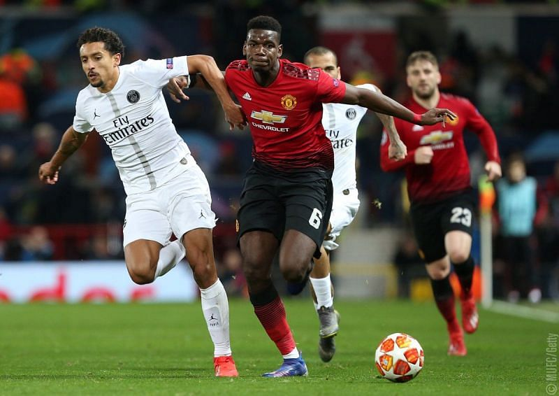 uefa champions league 2018 19 twitter goes berserk as manchester united lose 0 2 to psg uefa champions league 2018 19 twitter