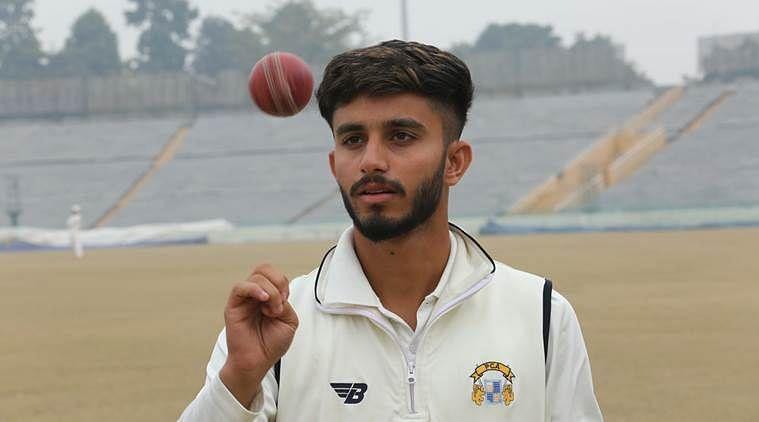 पंजाब की टीम में मयंक मारकंडे