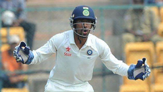 Will 'Saha' Play for India again?..