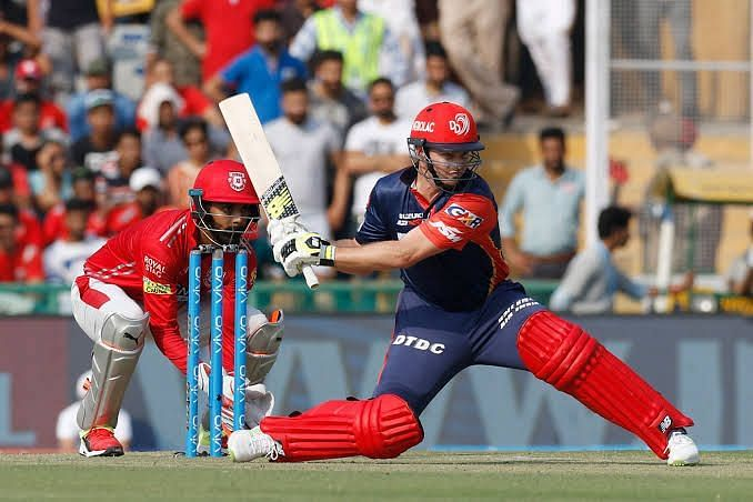 2018 IPl Colin muro Played For Delhi Daredevils (now name changed Delhi Capitals). The International Best T20 Batsmen Give Very Poor Performance