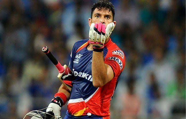 Yuvraj singh the undisputed King of IPL auction