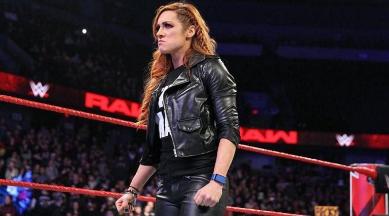 Will Becky run her riot?