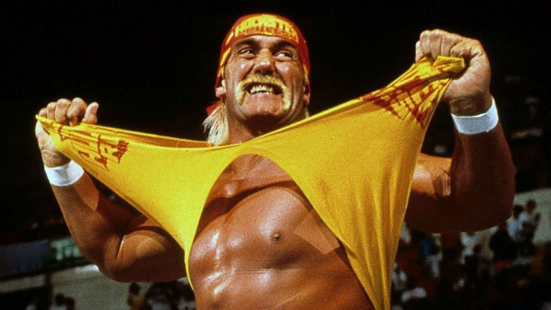 The Hulkster!