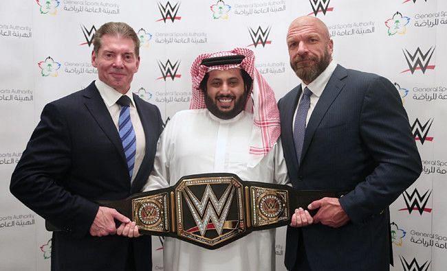 WWE will return to Saudi Arabia this year