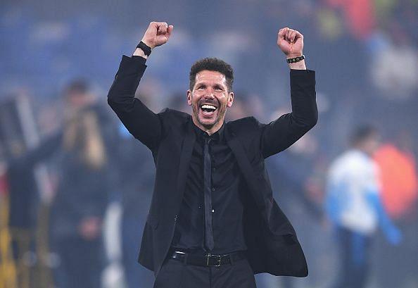 Simeone has transformed Atletico into a European superpower