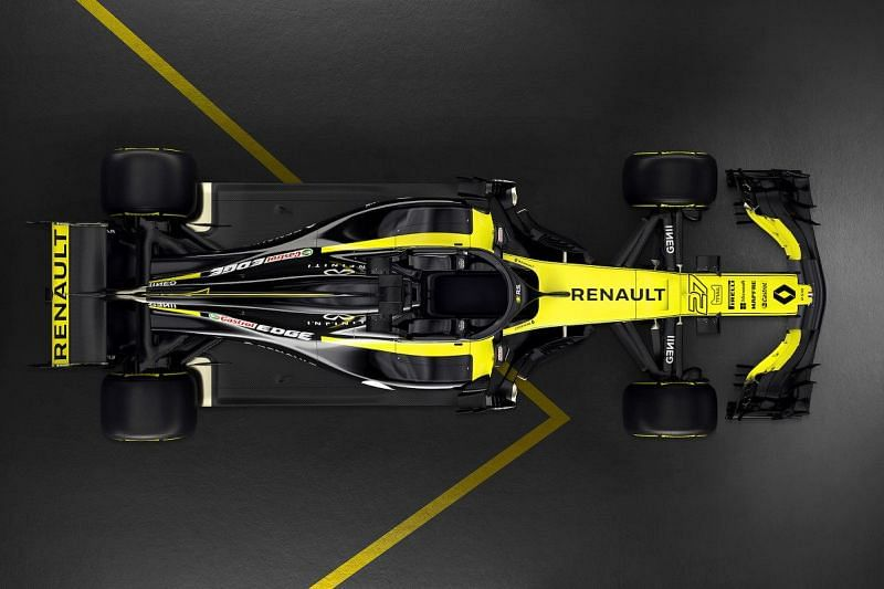 Renault has kept it safe and steady with the colours