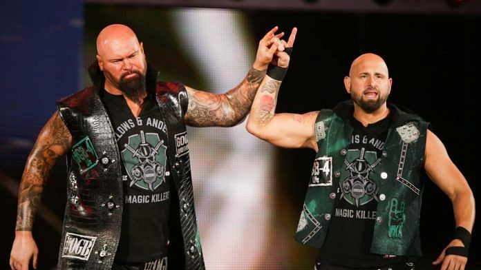 Gallows and Anderson