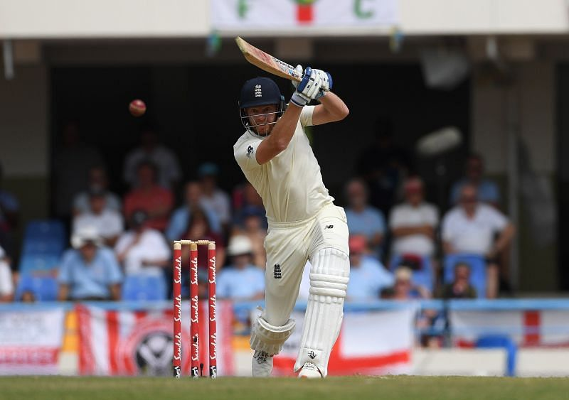 Bairstow fifty