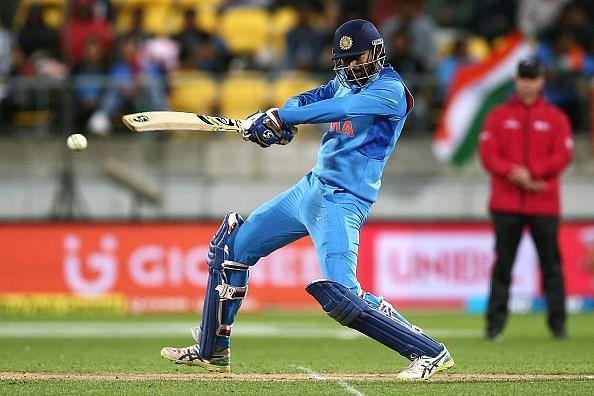 New Zealand v India - International T20
