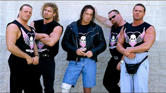 The Hart Foundation circa 1997