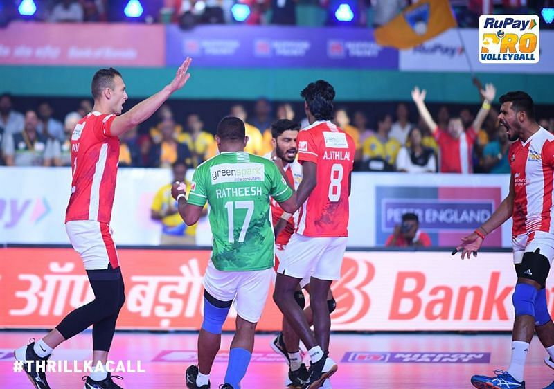The Calicut Heroes will certainly pose a stiff challenge to U Mumba Volley