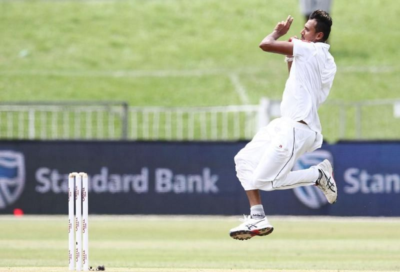 Suranga Lakmal Bowled Brilliantly Today