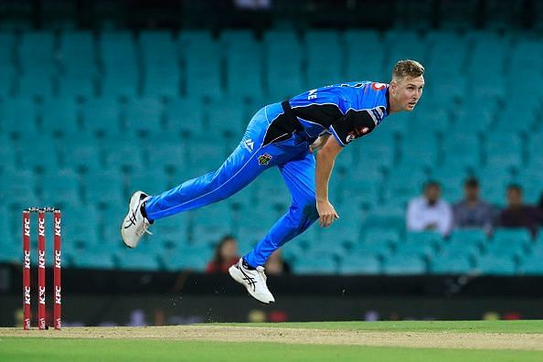 BBL - Sixers v Strikers
