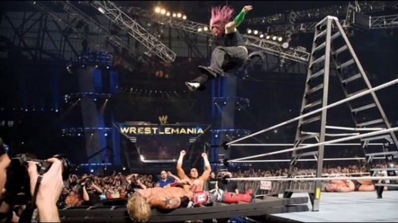 The moment that led to Edge and Jeff