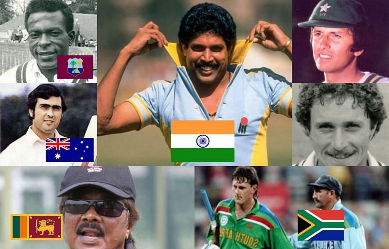 In this article we take a look at who the first ODI centurions are from each country