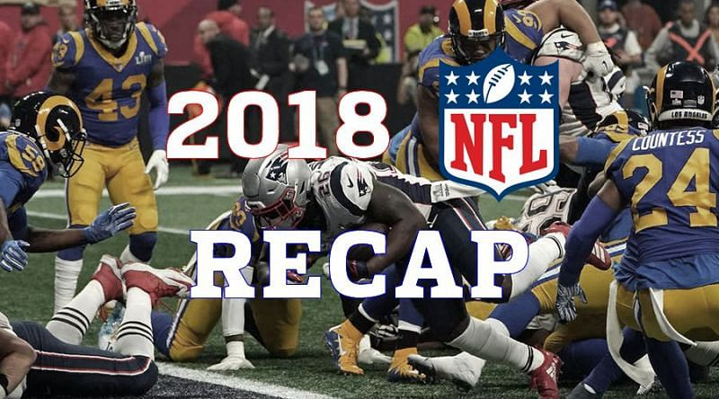 The NFL season is over and it was a thrilling one