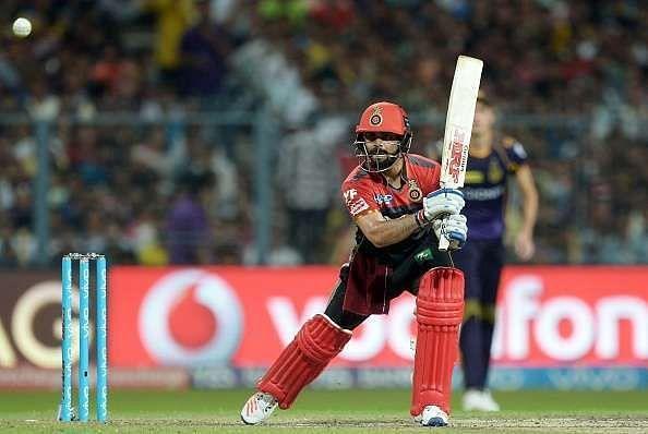 Virat Kohli is the second highest run-scorer in IPL history