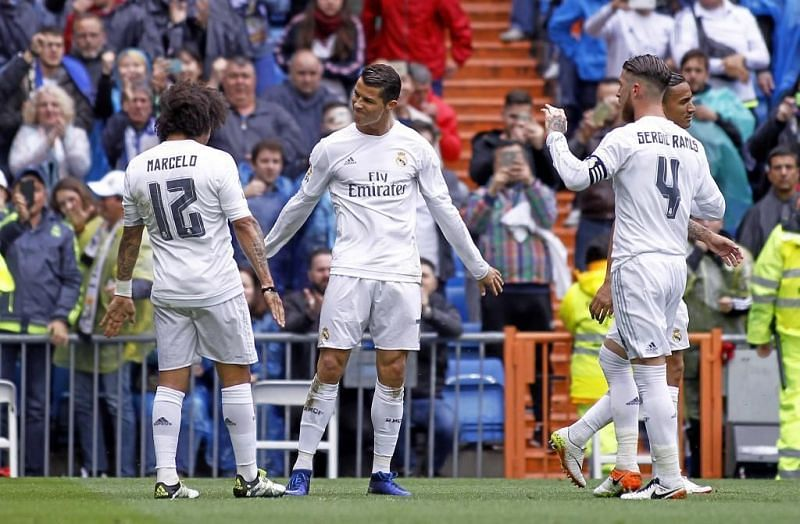 Although they won the last 12 games off on the bounce, they narrowly lost La Liga by a single point.