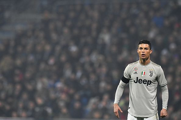 Ronaldo recently scored his 19th Serie A goal for the Bianconeri